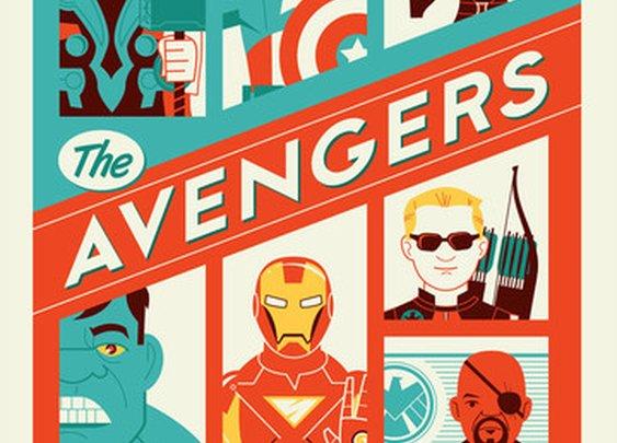 Avengers Art « SciFi TAKEOVER