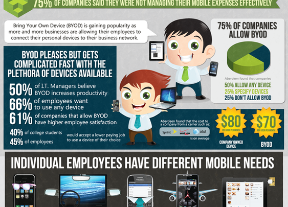 The Real Cost of BYOD
