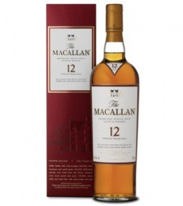 The Macallan 12 Year Old