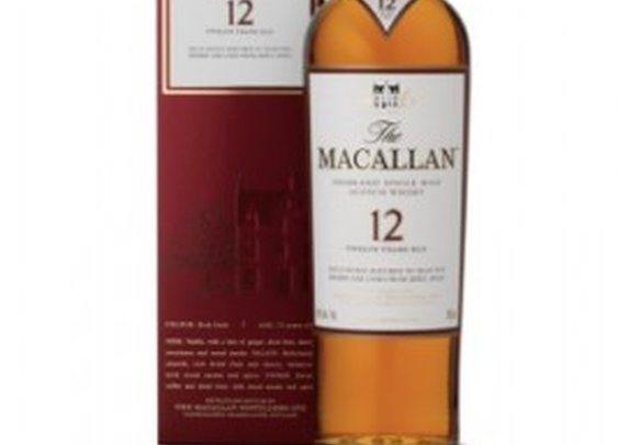 The Macallan 12 Years Old | The Aspiring Gentleman