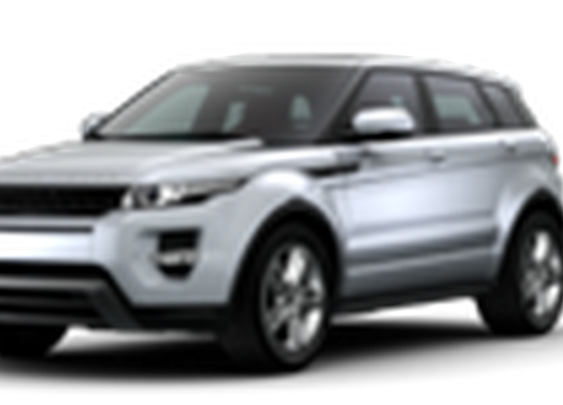 Range Rover Evoque Pictures & Video | Land Rover USA