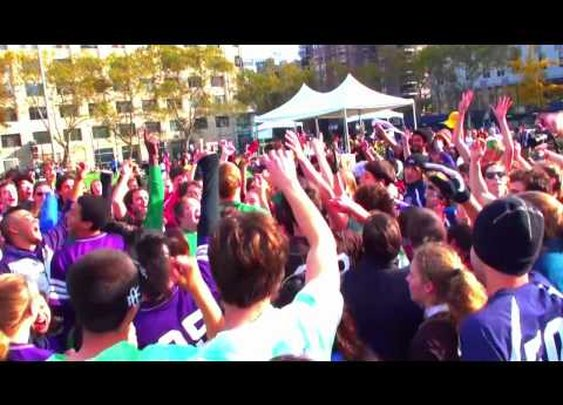 Quidditch World Cup 2011      - YouTube