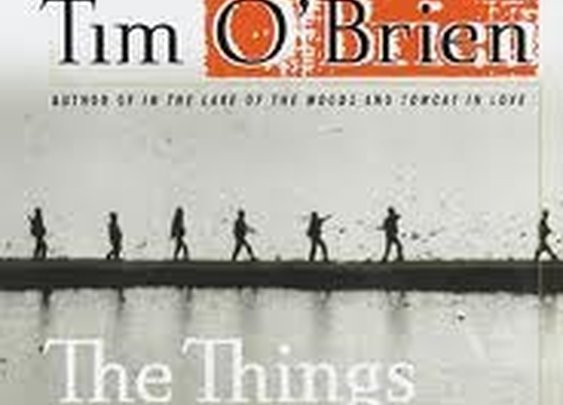 The Things They Carried by Tim O'Brien - Reviews, Discussion, Bookclubs, Lists