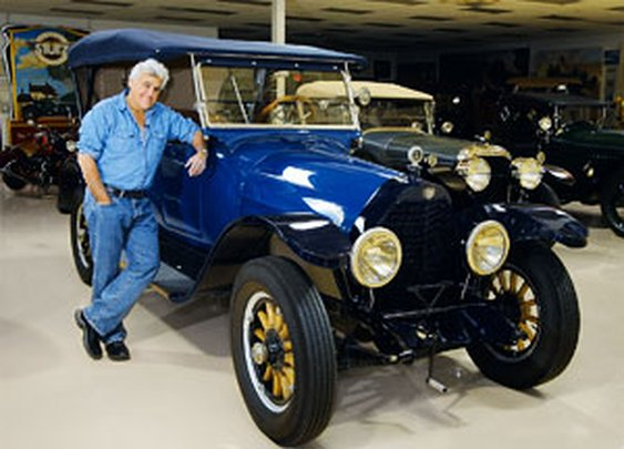 The 1916 Owen Magnetic: Jay Leno's Classic Hybrid - Popular Mechanics