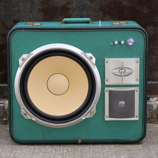 Vintage Suitcase Stereos, Screen Prints and iPhone Accessories   Curious Provisions