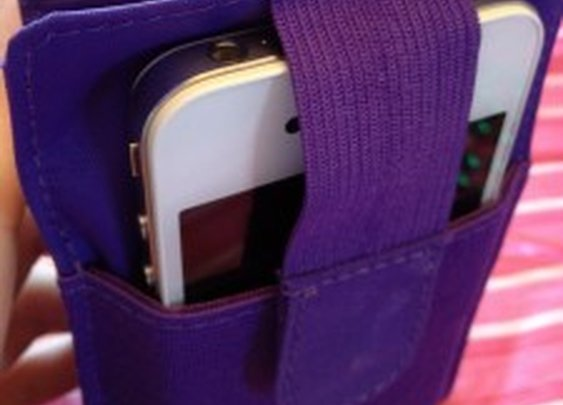 Big Skinny Women's iPhone Wallet Review