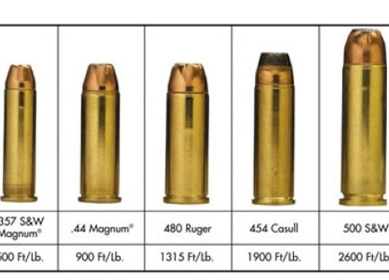 The best bullets off a pistol!!