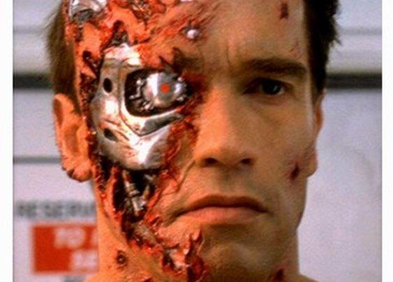 Arnold --> Terminator