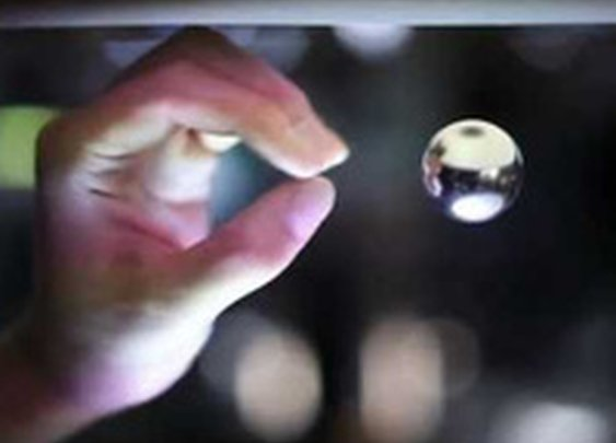 Magically Levitating Balls Could Be the Future of Computer Interfaces