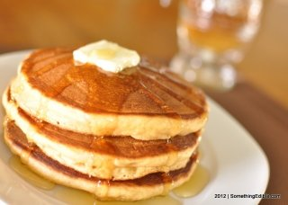 No Crazy Cake Batters and No Ridiculous Toppings, Just Good From-Scratch Pancakes.