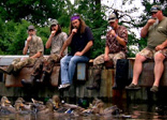 Duck Dynasty - one of the best shows on TV. Watch it.
