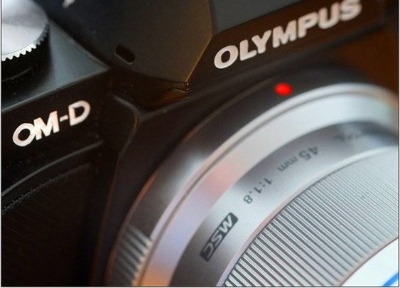 DP Review's Olympus OM-D E-M5 User Guide