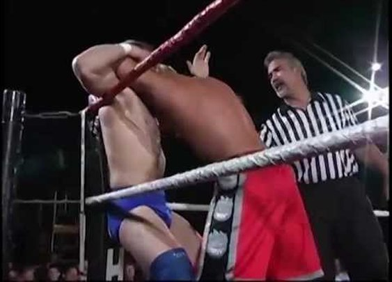 CM Punk vs. Bryan Danielson (Daniel Bryan) from ROH in 2004
