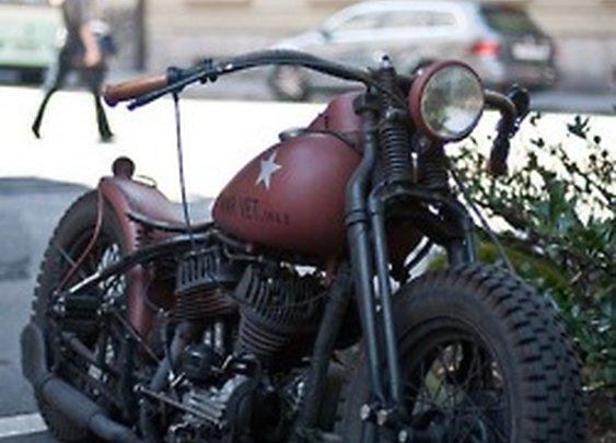 foro4x4: Harley Davidson #Enduro Classic Bike | ImBloggingMe
