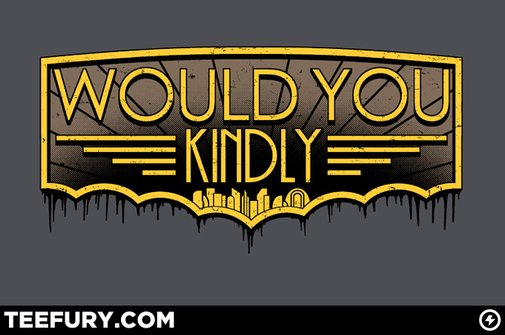 The Limited Edition Cheap T-Shirt, Gone in 24hours! | TeeFury