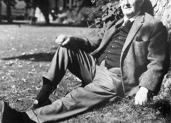 Just Released From the BBC: A Rare 1968 Interview with J.R.R. Tolkien (VIDEO) - GOOD REPORT
