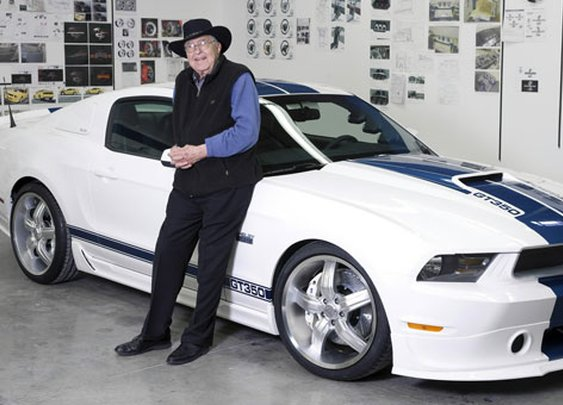 Carroll Shelby - Father of the Cobra, dies