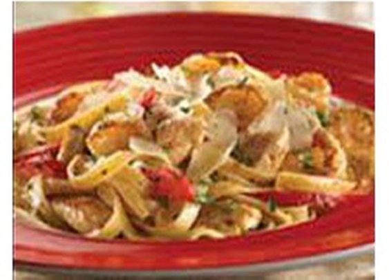 TGI Friday's Cajun Chicken and Pasta
