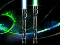 Casual Friday: Laser Sabers « Casual Disagreement