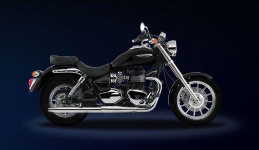 Triumph Motorcycles - America