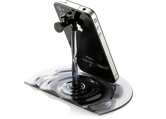 Faucet Stand for iPhone and iPad