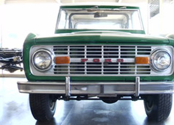 Icon Bronco on Devour.com