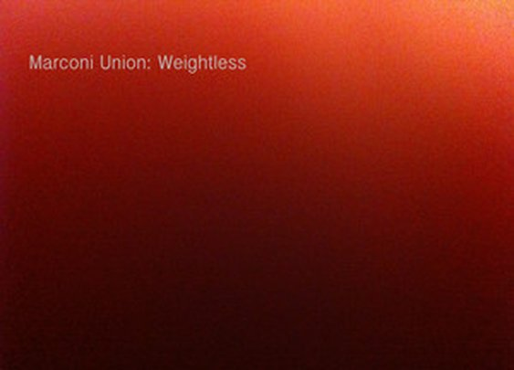 MARCONI UNION - WEIGHTLESS by Just Music label on SoundCloud - Create, record and share your sounds for free