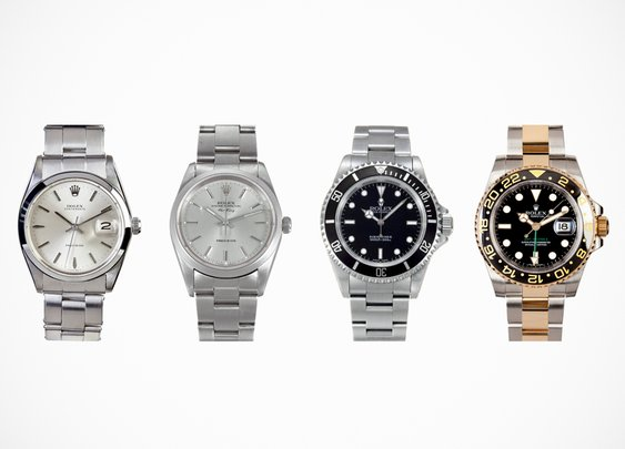 Pre-Owned Rolex's