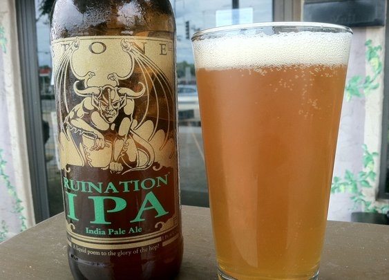 It's All About the Beer: Ruination IPA | Fayetteville Flyer - News, Art & Life