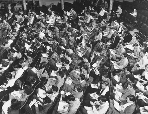 Note Taking Strategies of Highly Successful Students | The Art of Manliness