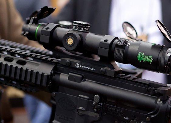 Leupold VX-R (Zombie Optic)