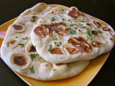 Budget Bytes: naan $1.27 recipe / $0.16 serving
