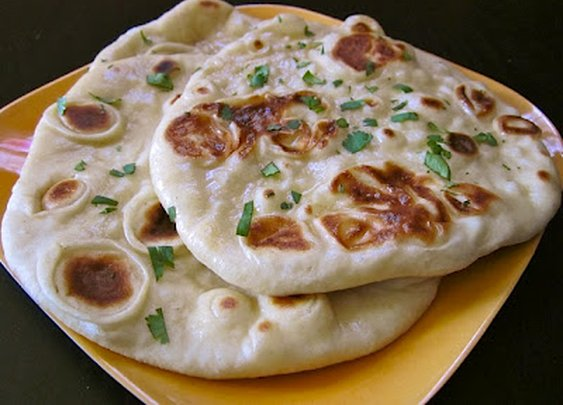 Budget Bytes: naan $1.27 recipe / $0.16 serving