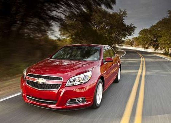 Top 10 Best Green Cars of 2012