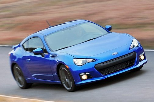 Subaru targets 100,000-unit goal for BRZ, Toyota GT 86 and Scion FR-S production