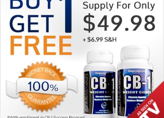 CB-1 Weight Gainer | Weight Gain Pills