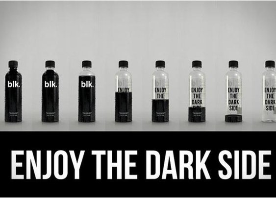 Enjoy the dark side