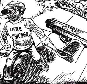 """Little Chicago"" - Johnson City, Tennessee"
