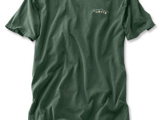 Men's Colorado T-Shirt / Trout Bum T-Shirt Colorado -- Orvis