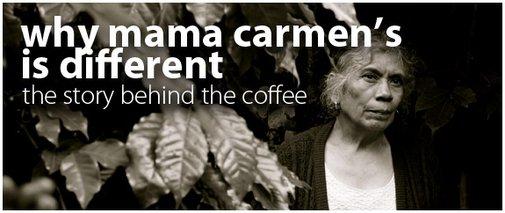 Mama Carmen's Coffee