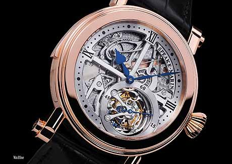Speake-Marin Goes Back to His Roots With Renaissance Tourbillon Minute Repeater | WATCHTIME.COM