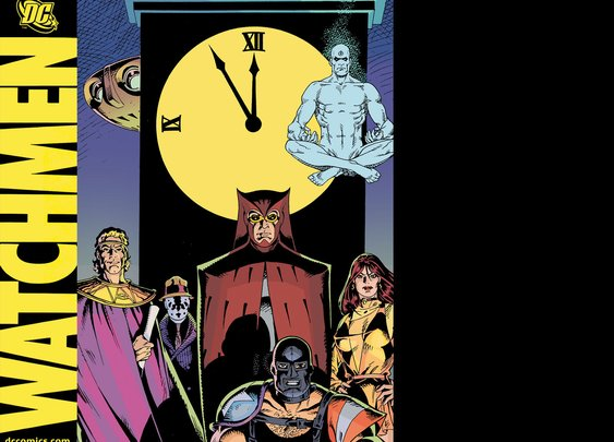 Watchmen- graphic novel