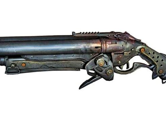 Make Your Own Gears of War: Sawed-Off Shotgun