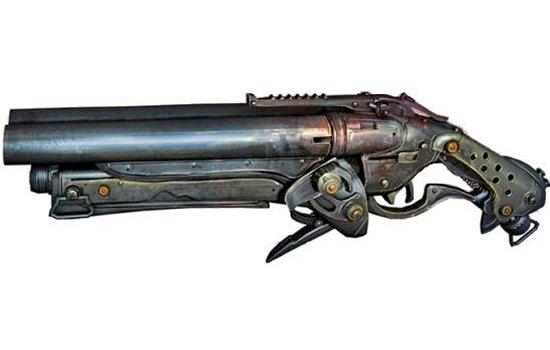 Make Your Own Gears of War: Sawed-Off Shotgun