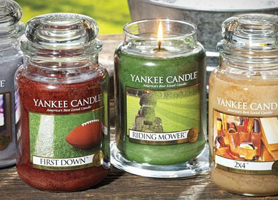 Yankee Man Candles   Uncrate