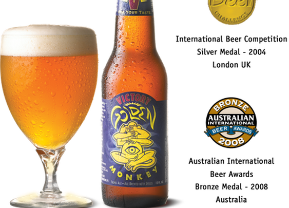 Golden Monkey  |   Victory Brewing Company