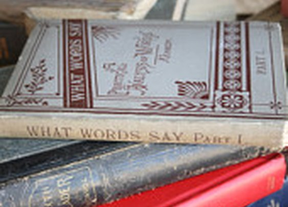 Handmade Journals from Old Books by FaisonBooks on Etsy