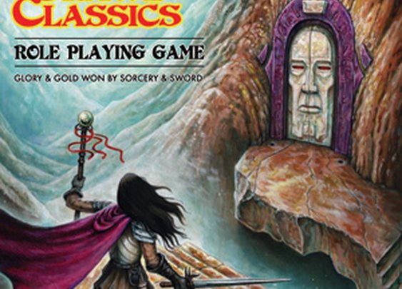 RPG Review: Dungeon Crawl Classics RPG - Goodman Games, Pt I | Game Knight Reviews