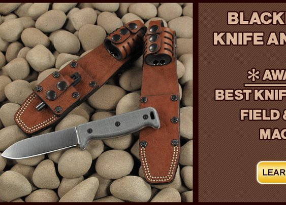 SK5-Blackbird Survival Knife