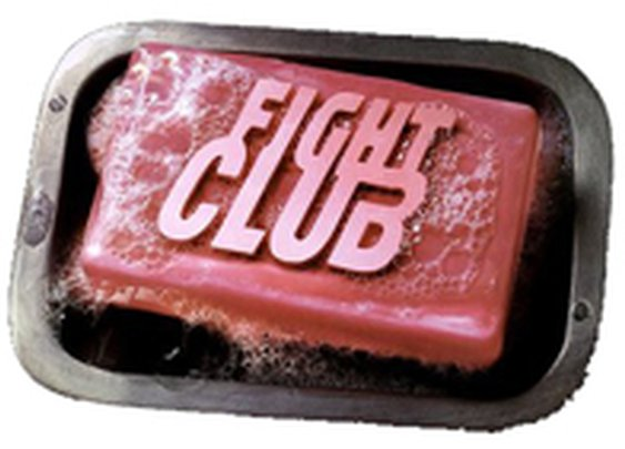 The Rules of Fight Club.